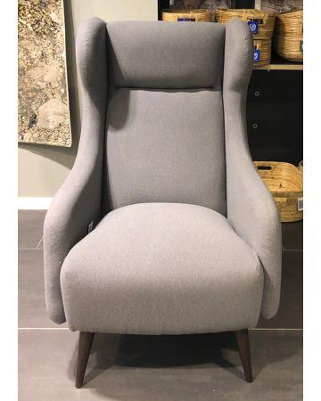 Roma Wing Chair - Rowan Castle