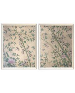 Walzin Chinoiserie I Set of 2 Prints