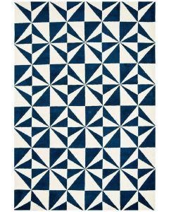 Bilbao Rug - Mosaic Denim