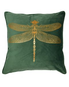 Large Dragonfly Cushion