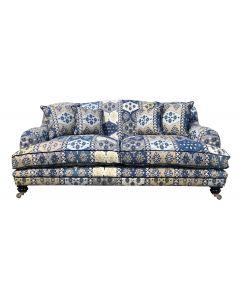 Lewes 2 Seat Grand Sofa - Warwick Anthropology Denim