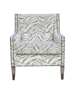 Lexington Library Chair - Warwick 'Cebra' Acacia