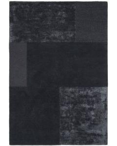 Metropolitan Tonal Textures Rug - Charcoal