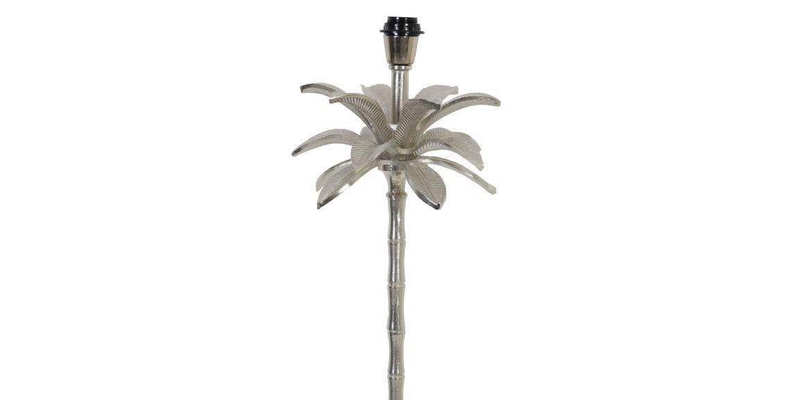 Palm Tree Floor Lamp Nickel, Palm Floor Lamp Uk