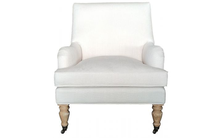Windsor Arm Chair - Off White