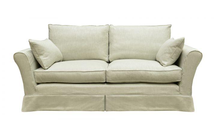 Barnaby Medium Sofa - Warwick 'Husk' Frost