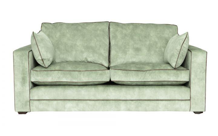 Chrysler Medium Sofa - Warwick 'Lovely' Celery