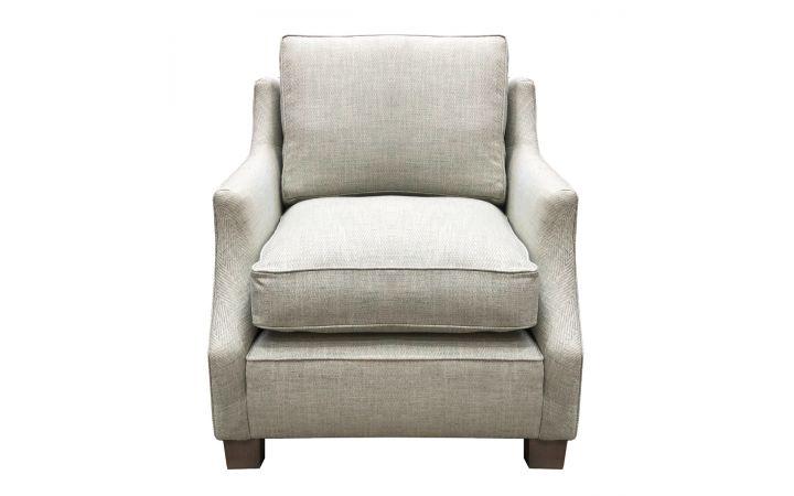 Brooklyn Chair - New England 'Bridgeport' Sea Glass