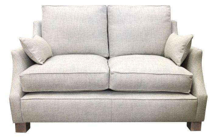 Brooklyn Large Sofa - New England 'Bridgeport' Sea Glass
