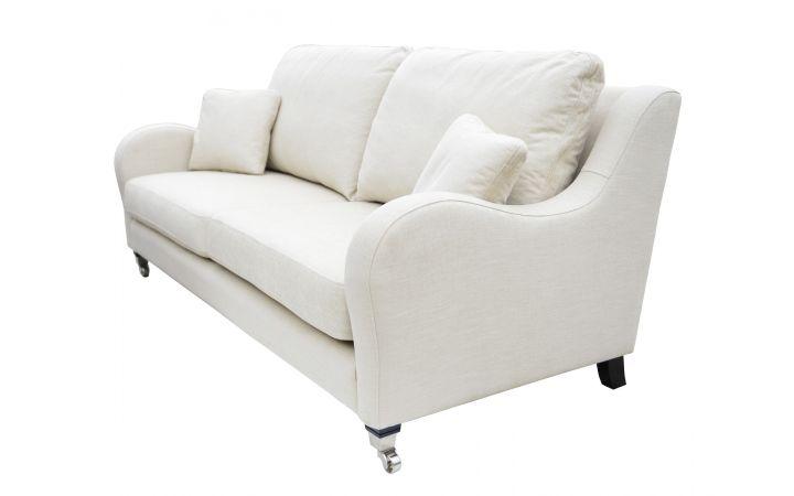 Burford Large Sofa - Warwick 'Krayola' Natural