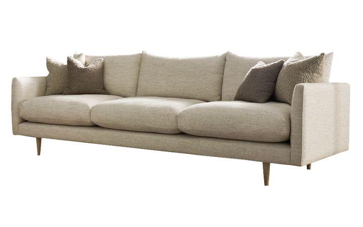 Clyde XL Sofa GC - 'Monzo' Ivory
