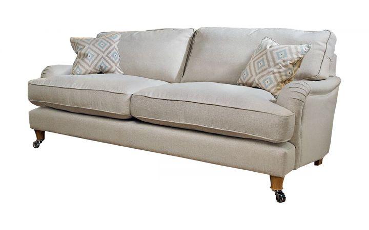 Connaught Large Sofa - 'Sweet' Natural