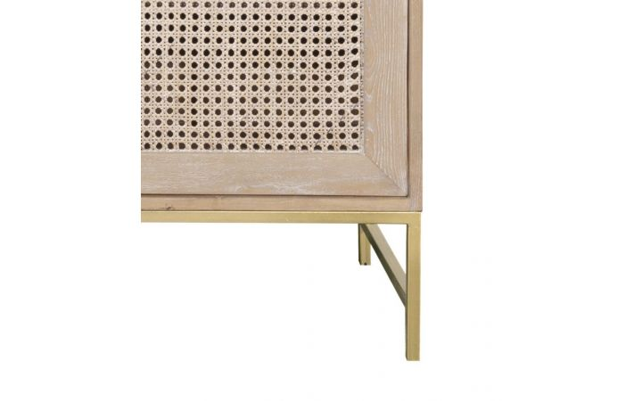 Mustique 2 Door Cabinet
