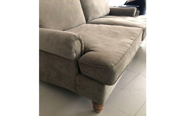 Parsonage Sofa - Platinum