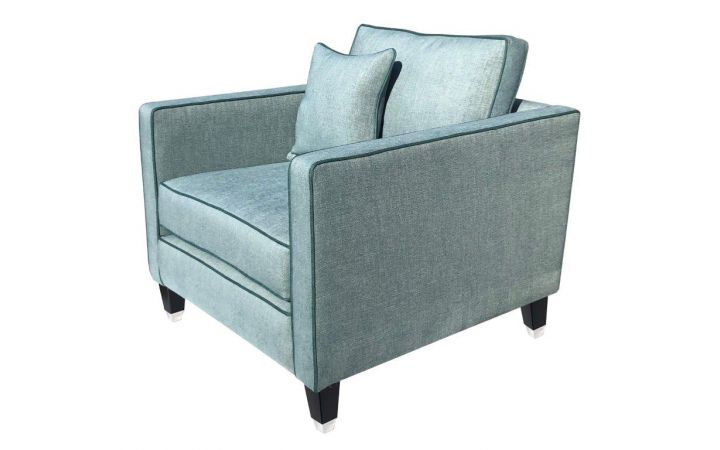 Hollywood Chair - Warwick 'Krayola' Azure