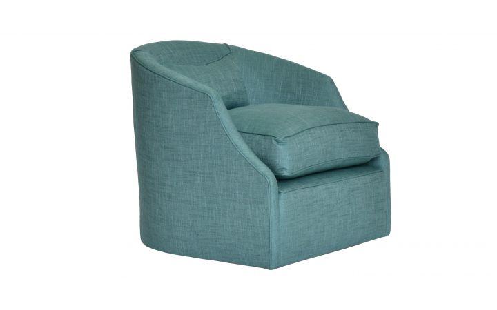 Mayfair Swivel Chair - Husk Amazon