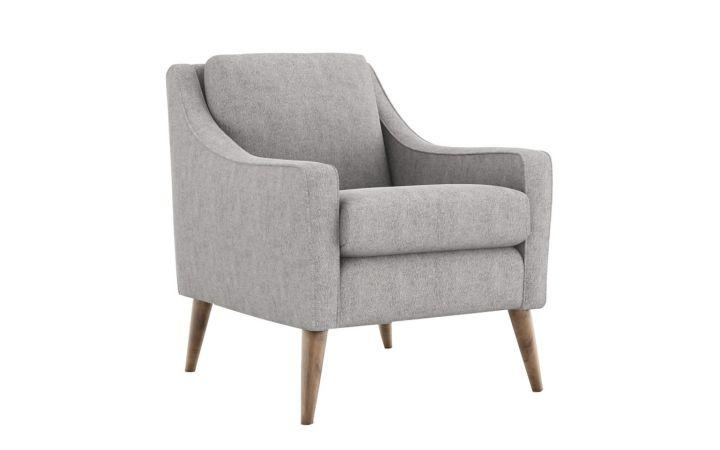 Porto Designer Chair - 'Barona' Silver