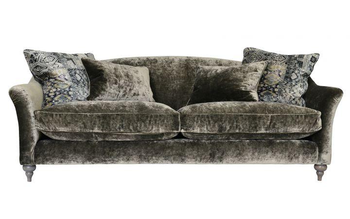 Broadway Grand Sofa - Opium Moonstone