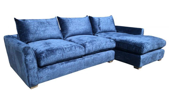 Chicago Corner Sofa - Left Hand Chaise