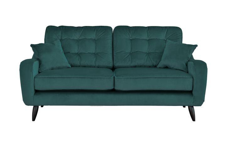 Lloyd Large Sofa - Lumino Teal