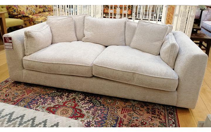 Metropolitan Large Sofa - Tabby Natural