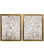 Tree of Life Natural Set of 2 Prints - Large