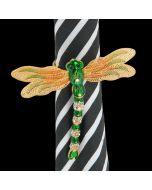 Dragonfly set 4 Napkin Rings