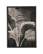 Brookby Framed Palm Wall Art II