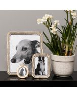 Coronet Pearl Photo Frame-Dia3