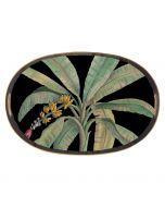 Al Fresco Oval Tray - Banana