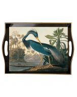 Al Fresco Tray-Louisiana Heron
