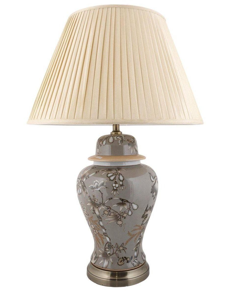 Morgan Temple Jar Lamp Base